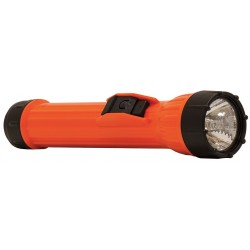 Bright Star - 15720 - Industrial LED Handheld Flashlight, Plastic, Maximum Lumens Output: 50, Orange