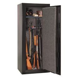 Liberty Safe - CN18-BKTE - 11.7 cu. ft. Gun Safe, 334 lb. Net Weight, 1/2 hr. Fire Rating, Electronic Lock Style