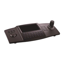 LTS - LTPTZKB836 - PTZ Keyboard, Black, LCD, 4-5/16 in. H
