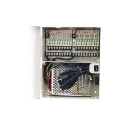 LTS - DV-AC2408A-D07 - Power Supply, Beige, Alum, 9 Ports/8A