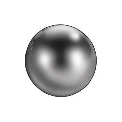 Thomson - BR0062502CXXX70 - Brass Precision Ball, 1/16 Diameter, 0.018g Weight
