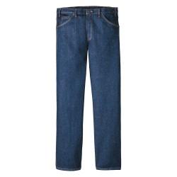 Dickies - C993RNB - Men's Regular Pocket Jeans, 100% Cotton, Color: Indigo, Fits Waist Size: 30 x 30