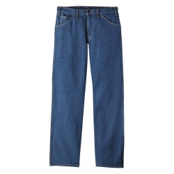 Dickies - CR393RNB - Men's Relaxed Pocket Jeans, 100% Cotton, Color: Indigo, Fits Waist Size: 30 x 30