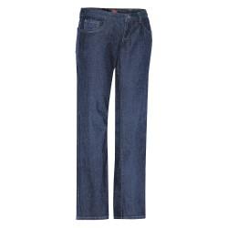 Dickies - FD231RNB - Women's Pocket Jeans, 100% Cotton, Color: Indigo, Fits Waist Size: 26-1/2 x 31-1/2