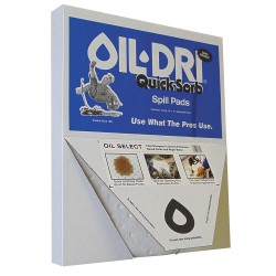 Oil Dri - L70320 - Oil-Based Liquids Absorbent Pad, Light, Polypropylene, 19, 20PK