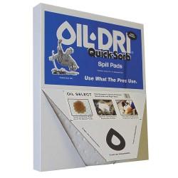 Oil Dri - L70320 - Oil-Based Liquids Absorbent Pad, Light, Polypropylene, 19, 20PK