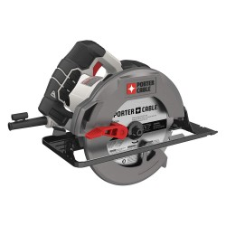 Porter Cable - PCE300 - Porter Cable PCE300 15 Amp 7-1/4-Inch Heavy Duty Steel Shoe Cicular Saw