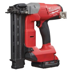 Milwaukee Electric Tool - 2740-21CT - Cordless Nailer Kit, Voltage 18.0 Li-Ion, Battery Included, Fastener Range 5/8 to 2-1/8
