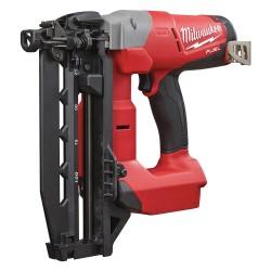 Milwaukee Electric Tool - 2741-20 - Cordless Nailer, Voltage 18.0 Li-Ion, Bare Tool, Fastener Range 3/4 to 2-1/2