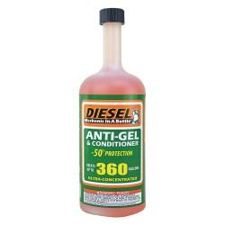 B3C Fuel Solutions - 14-024-6 - Diesel Fuel Conditioner, Liquid, 24 oz.