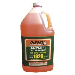 B3C Fuel Solutions - 14-128-4 - Diesel Fuel Conditioner, Liquid, 1 gal.