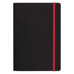 Black n' Red - JDK400065000 - Notebook, Black, 70 Sheets, 5-3/4 x 8-1/4in