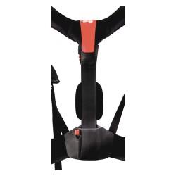 3M - FLX-M - Nylon Postural Support Device, 12-5/16 Width, M, Black