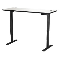 Safco - 1960GRBL - Adjustable Table, 24 in.D, 60 in.W, Steel