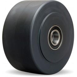Hamilton Caster - W-630-NYB-1-1/4 - 6 Caster Wheel, 5400 lb. Load Rating, Wheel Width 3, Nylon, Fits Axle Dia. 1-1/4
