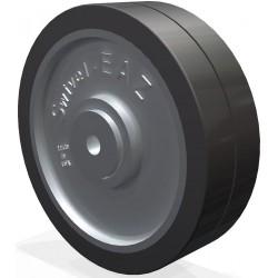 Hamilton Caster - W-1030-SWF-3/4 - 10 Caster Wheel, 5900 lb. Load Rating, Wheel Width 3, Polyurethane, Fits Axle Dia. 3/4