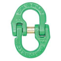 Campbell - 5779235 - Coupling Link, 3/8 in., 8800 lb., Grade 100