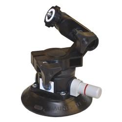 Woods Powr-Grip - LJ45PHC - Vacuum Cup, Horizontal, Max. Lift Load Cap. (Lb.) 10, Number of Pads 1, 4-1/2
