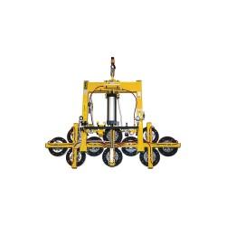 Woods Powr-Grip - PT10FS10TAIR - Vacuum Lifter, 90 Tilt, Max. Lift Load Cap. (Lb.) 1500, Number of Pads 10, 10