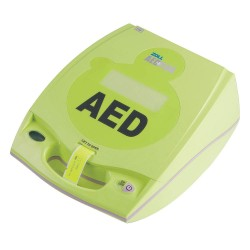 Zoll Medical - 800000400701 - ZOLL Medical CPR Feedback Fully Automatic AED - Automatic - Lime Green