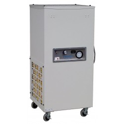 Omnitec Design - OA1200 PAC - Air Filtration System, 1 HP, 115 Voltage, 6.0 Amps, 200 to 1100 cfm