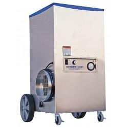 Omnitec Design - OA1200V - Negative Air Machine, 1 HP, 115 Voltage, 6.0 Amps, 150 to 1100 cfm