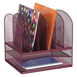 Safco - 3255WE - Desktop Organizer, 11-1/2 D x 13 H