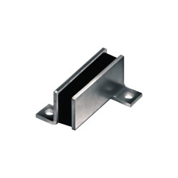 World of Welding - 5C2565 - Rectangular Fixture Magnet, 35 lb. Pull