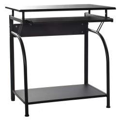 Comfort Products - 50-1001 - Comfort Products Computer Desk - Black