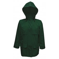Viking - 2910JG-L - Rain Jacket with Hood, Green, L