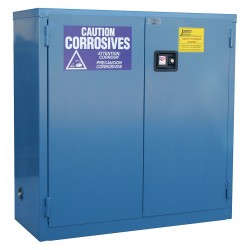 Jamco Products - CK45 - Standard, 45 gal. Capacity, 65 x 43 x 18, Blue, Steel