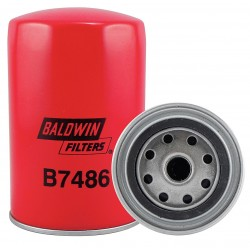 Baldwin Filters - B7486 - Oil Filter, Spin-On Filter Design