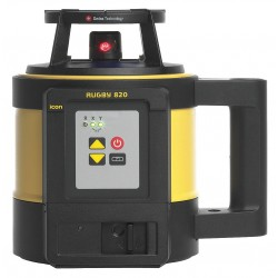 Leica Geosystems - 820 - Electronic Self-Leveling Rotary Laser, Horizontal, Interior and Exterior