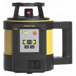 Leica Geosystems - 840 - Electronic Self-Leveling Rotary Laser, Horizontal and Vertical, Interior and Exterior