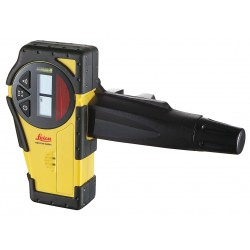 Leica Geosystems - BASIC - Laser Receiver, Basic, Plastic, 1/4-20 in.