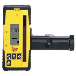 Leica Geosystems - 160 - Laser Receiver, Digital, Plastic, 1/4-20 in
