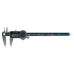 Brown & Sharpe Precision - 00590094 - Digital Caliper 0-8/0-200mm Range, 0.0005/0.01mm Resolution, IP Rating: Not Rated, Stainless Steel