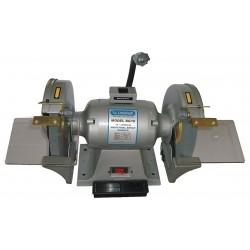 Garrick Herbert - BG10 - 10 Bench Grinder, 120V, 1-1/4 HP, 1720 Max. RPM, 3/4 Arbor, 10 Amps