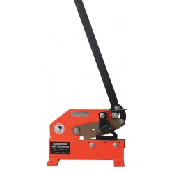Bramley - HS4 - Hand Shear, 5 in. L, Mild Steel, 16 ga.