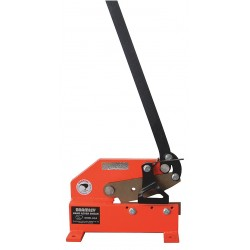 Bramley - HS5 - Hand Shear, 7 in. L, Mild Steel, 12 ga.