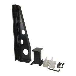 Quick Dams - QDFGSTAN - Doorway Flood Gate Extender Kit, Steel, 12 PK