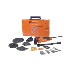 FEIN Power Tools - FMM 350QSL TOP - Multimaster Multi-tool W/hard Case And Top Acc.