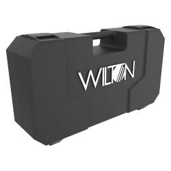 Wilton - 10350 - Tool Case, Black Plastic, 7-1/4 Height, 13 Width, 24 Depth