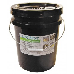 Acid Eater - 1002-002 - Acid Neutralizer, Neutralizes Acids, Liquid, 5 gal.