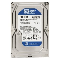 ACTi - R710-X0001 - Hard Disk Drive, 500 GB, Mfr. No. INR-410