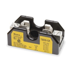 Cooper Bussmann - T60030-1SR - 1-Pole Industrial Fuse Block, AC: 600VAC, DC: Not Rated, 0 to 30A, Series JJS, LPT