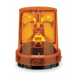 Federal Signal - 121S-120A - Federal Signal 121S-120A Beacon, Rotating, Incandescent, Color: Amber