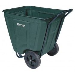 Akro-Mils / Myers Industries - 76-460  GREEN - Cart Tilt Green 60 Gal 33 1/2 Hx30 1/2 Wx48 L 300 Pound Akro-mils Akro-cart, Ea