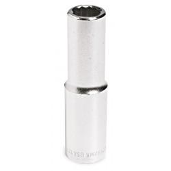 Blackhawk / Stanley - 44011M - Skt 1/2 Dr Deep 12 Pt 11mm