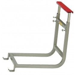 Raymond Products - 1800 - Single Pedestal Attachment, For Use With Moving Desks without Removing Drawers